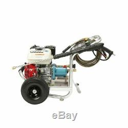 Simpson Professional 3400 PSI (Gas Cold Water) Aluminum Frame Pressure Wash