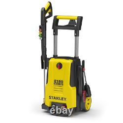 Stanley Max 2150 PSI (Electric Cold Water) Pressure Washer