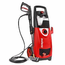 Sun Joe Electric Pressure Washer 2030 PSI 1.76 GPM 14.5-Amp Red