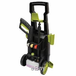 Sun Joe SPX2598-MAX Electric Pressure Washer 2000 PSI Foam Cannon