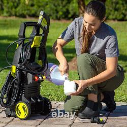 Sun Joe SPX2599-MAX Electric Pressure Washer 2080 PSI Max 1.65 GPM Max