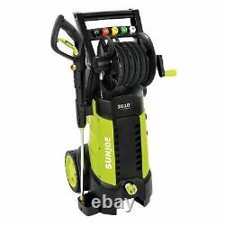 Sun Joe SPX3001 Electric Pressure Washer 2030 PSI 1.76 GPM Hose Reel