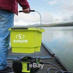 Sun Joe SPX6000C-XR Cordless Pressure Washer 1160 PSI 40V 5.0 Ah NEW