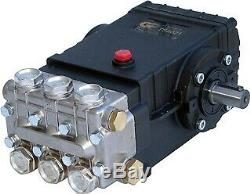 TS2021 General Pump T-47 Series Pump 5.6 GPM 3500 PSI 1450 RPM (Right Shaft)