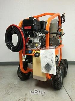 Viking Industrial Systems Hot Water Pressure Washer 3gpm @ 3500psi