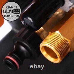 WILKS-USA TX750 Benzin Hochdruckreiniger 3950PSI Quick Connect höchste Leistung