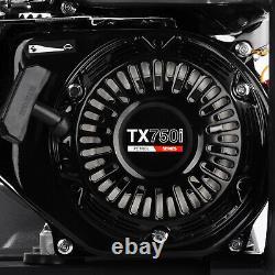 WILKS-USA TX750i Benzin Hochdruckreiniger 3950PSI 30M Schlauch Quick Connect