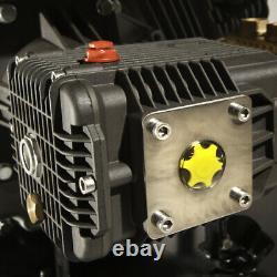 WILKS-USA TX850 Benzin Hochdruckreiniger 15HP 4800PSI höchste Leistung