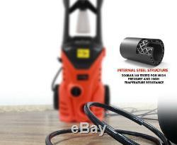 X-BULL 2500 PSI 1800W 1.8GPM High Pressure Washer Electric Power Washer Orange