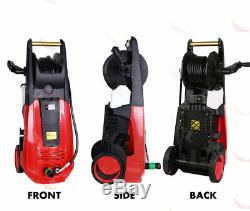 X-BULL 3000 PSI 2000W Electric Washer High Pressure Washer 1.6 GPM Washer