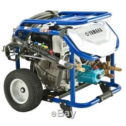 Yamaha Professional 4000 PSI (Gas Cold Water) Pressure Washer with CAT Pump